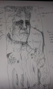 Cynddylan sketch