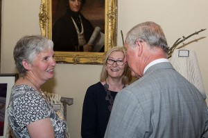 Me, Jane Withers & HRH The Prince of Wales